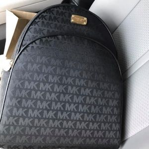 Michael Kors Large Backpack